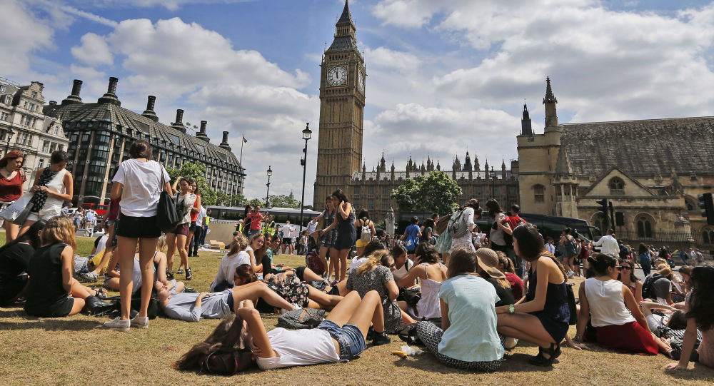 Prognoza meteo în Marea Britanie pentru luna mai – cât de tare se va încălzi
