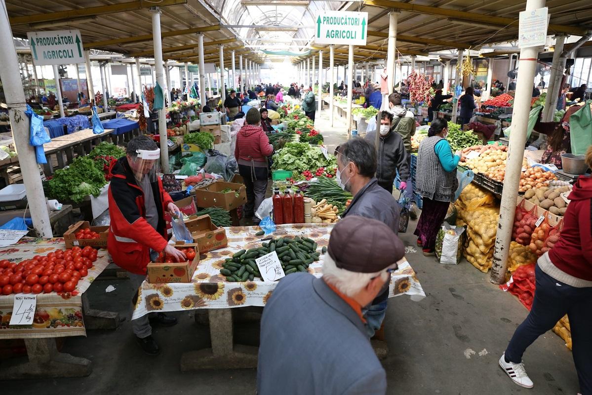 Se redeschid piețele în România? Ce s-a întâmplat astăzi în Parlament