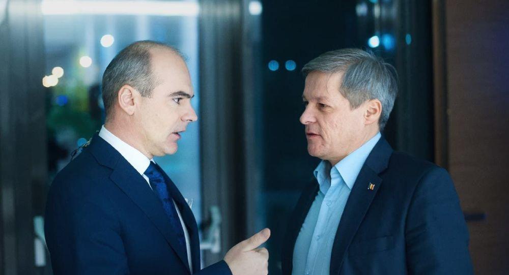 """Leac anti-ipocrizie: USR cere lui Cioloș și Rareș Bogdan """"să își doneze pensia specială"""""""