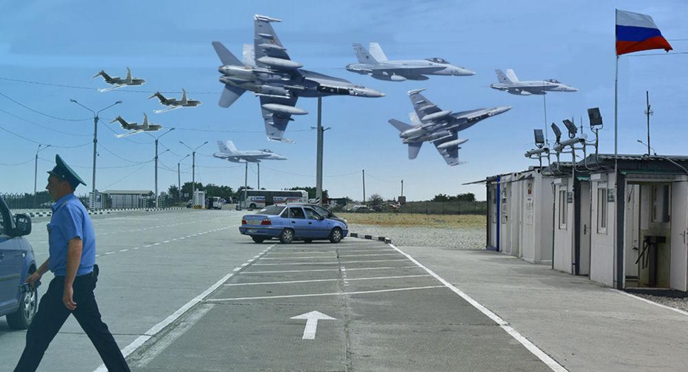 Avioanele de cercetare NATO efectuează zboruri frecvente în apropierea frontierelor Rusiei