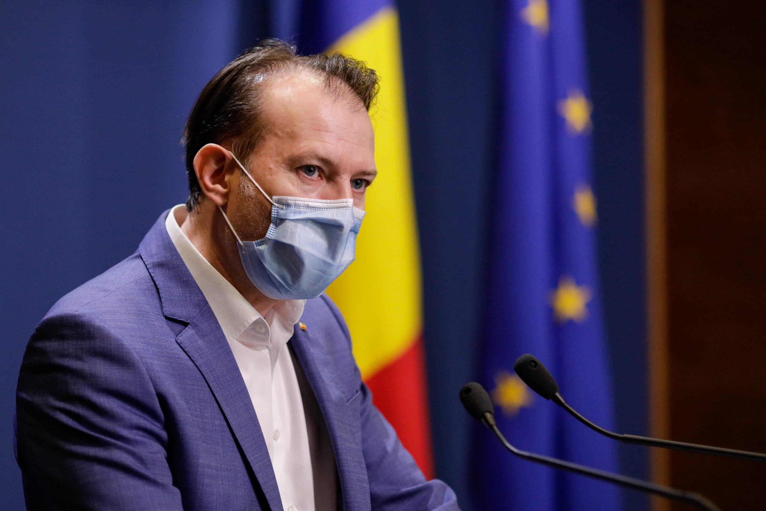 Florin Cîţu a semnat ordinul privind constituirea Comisiei pentru verificarea modului de raportare a deceselor COVID-19